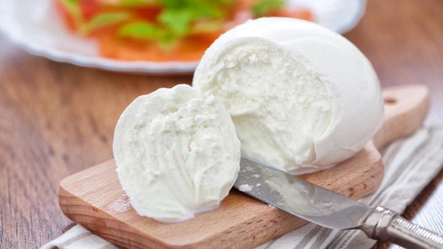 Los beneficios de la mozzarella